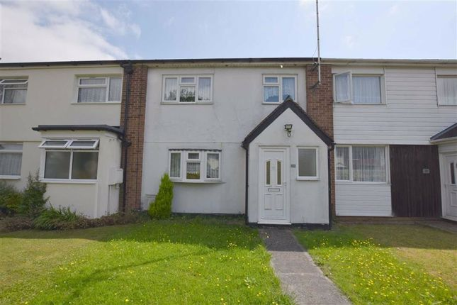 Thumbnail Terraced house for sale in The Poplars, Basildon, Essex