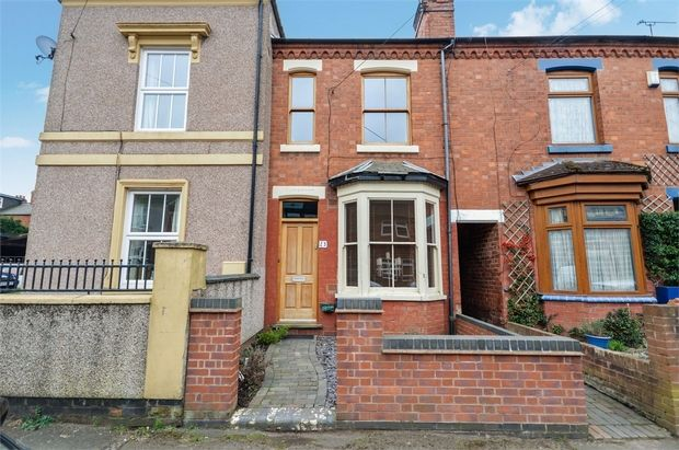 Thumbnail Terraced house for sale in Moor Street, Earlsdon, Coventry, West Midlands