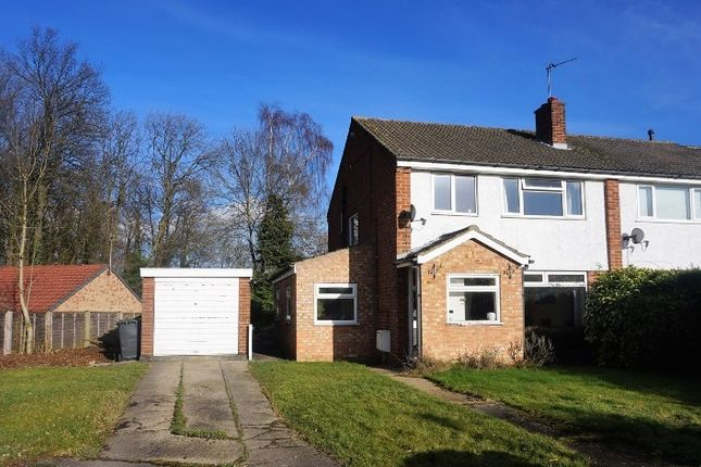 3 bed semi-detached house for sale in Heatherdene, Tadcaster