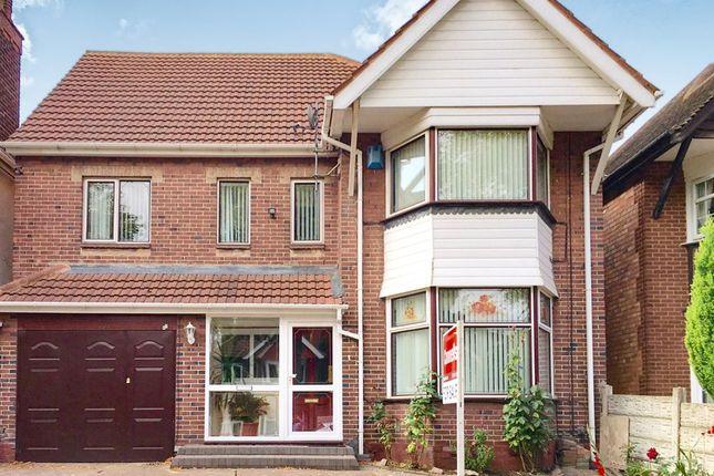 Thumbnail Detached house for sale in Wadhurst Road, Edgbaston, Birmingham