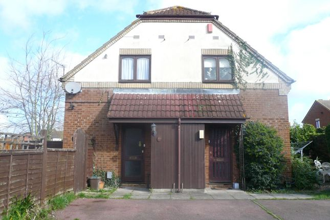 1 bed terraced house to rent in Cassandra Gate, Cheshunt