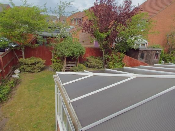 Garden of Murby Way, Thorpe Astley, Leicester, Leicestershire LE3