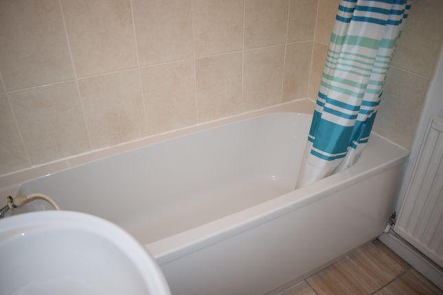 Bathroom of Ryder Row, Arley CV7