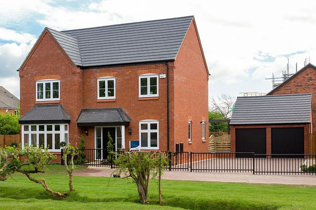 "Thumbnail Detached house for sale in ""The Maple"" at Mandale Close, Bishops Itchington, Southam"