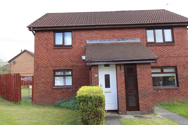 Thumbnail 2 bed flat for sale in Islay Crescent, Old Kilpatrick, Glasgow