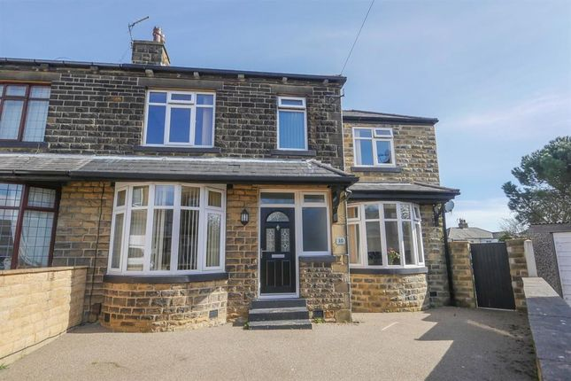 Thumbnail Semi-detached house for sale in Duckett Grove, Pudsey