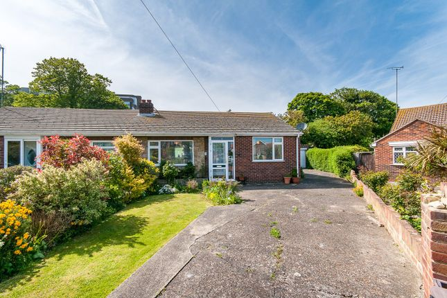 Thumbnail Semi-detached bungalow to rent in Davids Close, Broadstairs