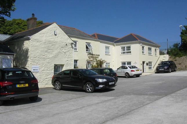Office to let in Woodbine Farm, Truro, Cornwall