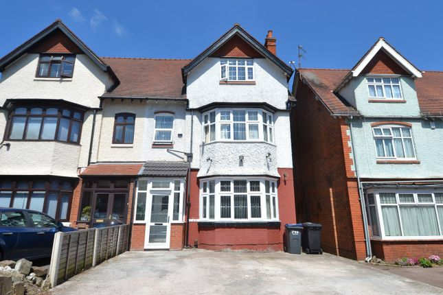 Thumbnail Semi-detached house for sale in College Road, Moseley, Birmingham