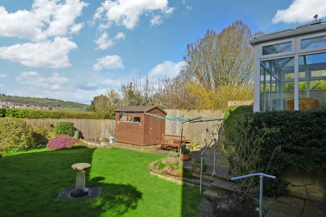 Rear Garden of Minster Way, Bathwick, Central Bath BA2
