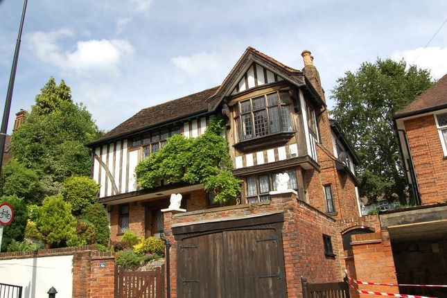 Thumbnail Detached house for sale in Westerfield Road, Ipswich