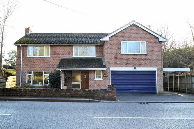 Thumbnail Detached house for sale in Enborne Row, Wash Water, Newbury, Berkshire