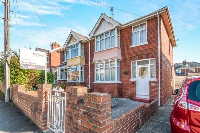 Thumbnail Semi-detached house for sale in Heavitree, Exeter, Devon
