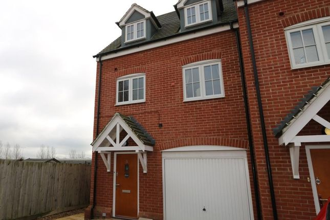 Thumbnail Property for sale in Woodpecker Gardens, Wixams, Bedford