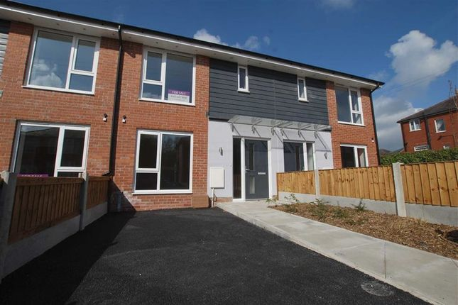 Thumbnail Town house for sale in Greymont Road, Bury, Greater Manchester