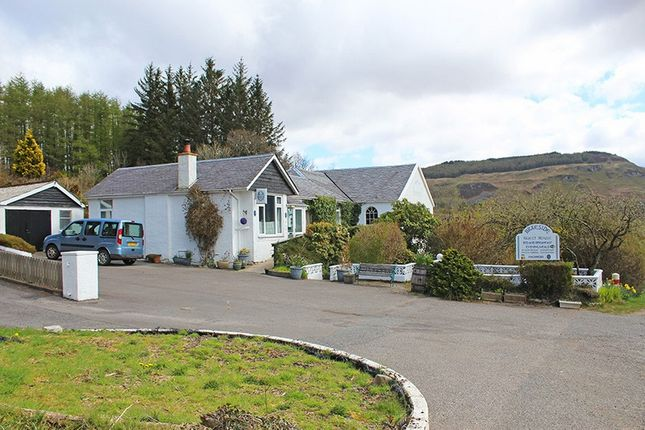 Thumbnail Bungalow for sale in Braeside Guest House, Kilmore, Oban