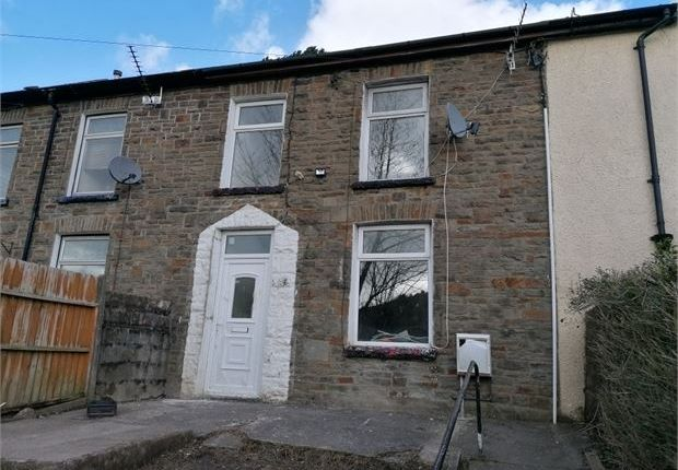 2 bed terraced house to rent in Tyntyla Road, Ystrad, Tonypandy, Rct. CF41