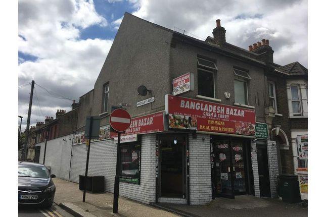 Thumbnail Retail premises for sale in 234 Barking Road, London