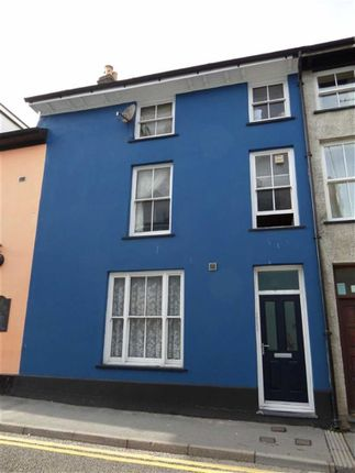 Thumbnail Flat to rent in 15 Mill Street, Aberystwyth