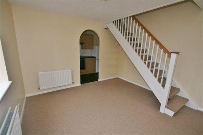 Thumbnail Terraced house to rent in Marshall Gardens, Basingstoke