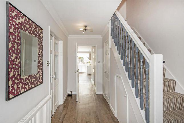Hallway of Crescent Road, London E4