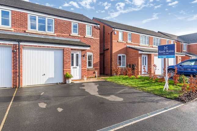 Front of Pickering Drive, Newton-Le-Willows, Merseyside WA12