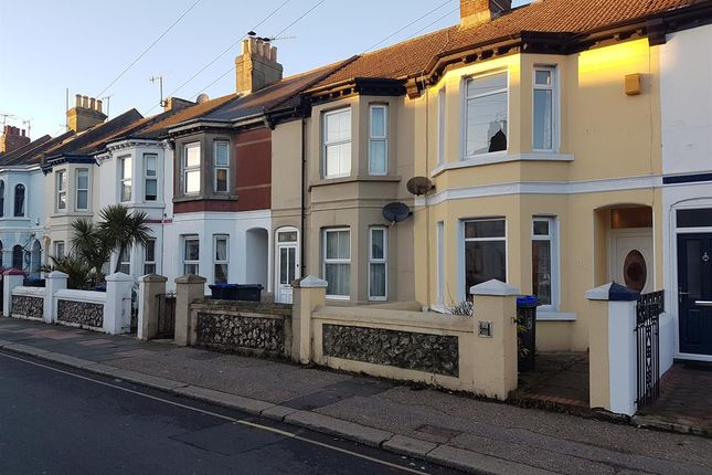 Thumbnail Terraced house to rent in Queen Street, Wothing, West Sussex, Bn014