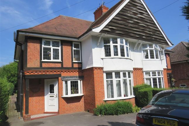 Thumbnail Semi-detached house for sale in Wymington Road, Rushden