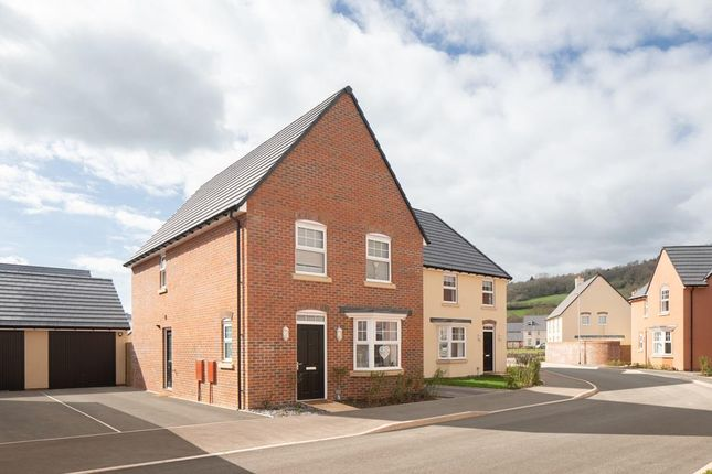 "Thumbnail Detached house for sale in ""Morton"" at Wonastow Road, Monmouth"