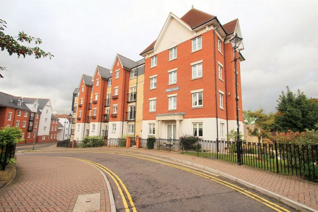 Thumbnail Flat for sale in Salter Court, St Marys Fields, Colchester, Essex