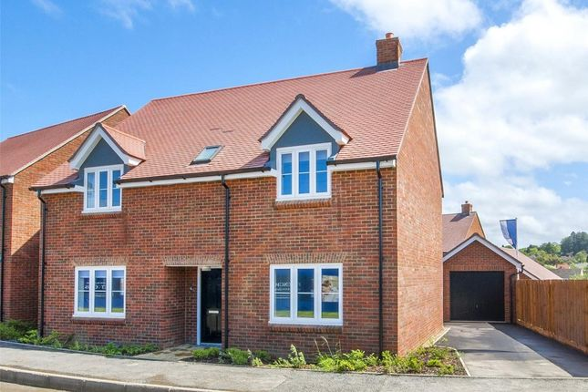 Thumbnail Detached house for sale in Hanson Drive, Oxford