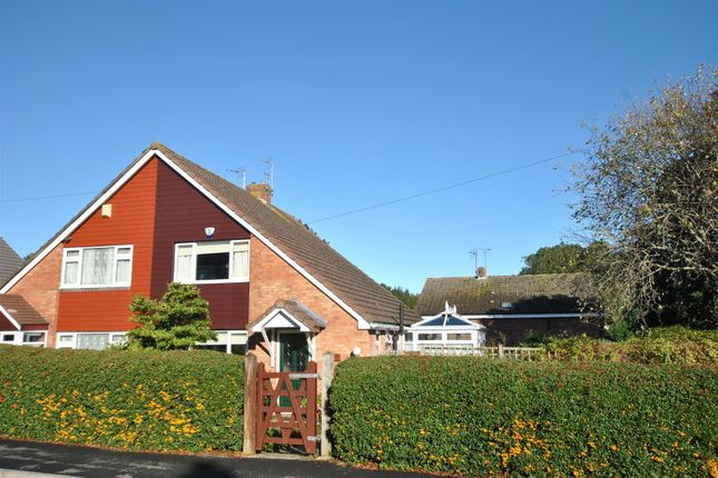 Thumbnail Semi-detached bungalow for sale in Lacey Road, Stockwood, Bristol