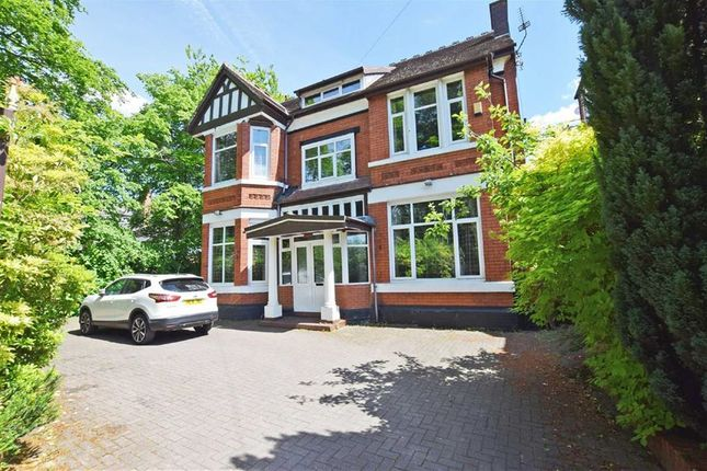 Thumbnail Detached house for sale in Stanton Avenue, West Didsbury, Manchester