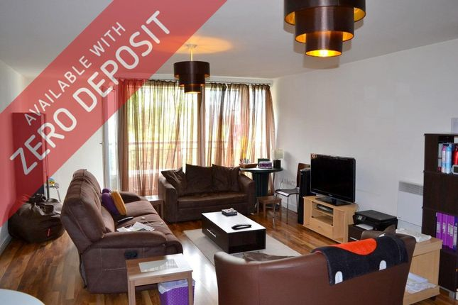 Thumbnail Flat to rent in Quadrangle, Lower Ormond Street, Manchester City Centre