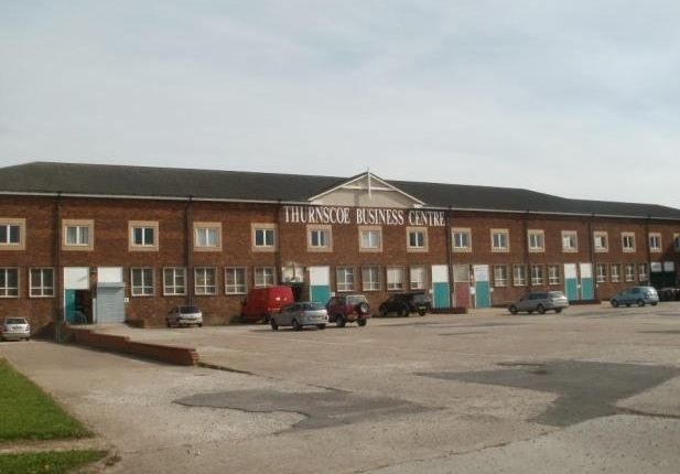 Light industrial to let in Thurnscoe Business Centre, Princess Drive, Thurnscoe