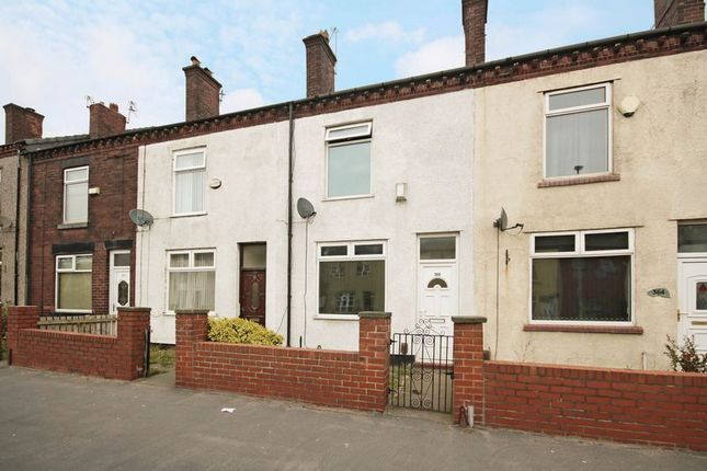 Thumbnail Terraced house for sale in Manchester Road West, Little Hulton, Manchester