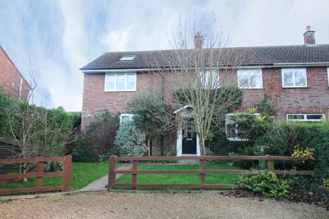 4 bed semi-detached house for sale in Riddy Lane, Bourn, Cambridge CB23