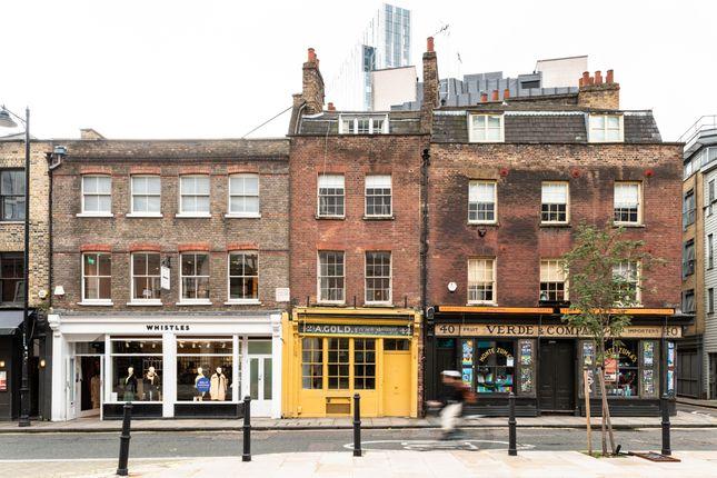 3 bed terraced house for sale in Brushfield Street, London E1