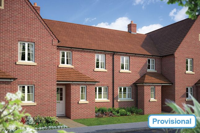 "Thumbnail Terraced house for sale in ""The Preston"" at Shearwater Road, Hemel Hempstead"