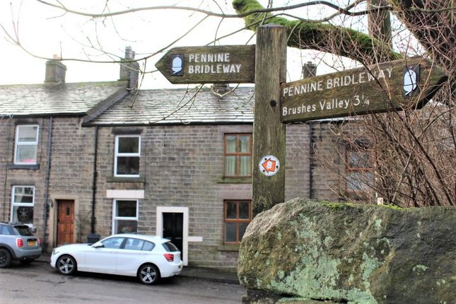 2 bed terraced house for sale in Old Road, Tintwistle, Glossop, Derbyshire