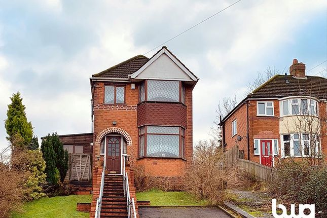 3 bed detached house for sale in 6 The Rise, Great Barr, Birmingham B42