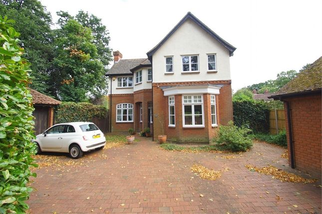 Thumbnail Detached house for sale in Rowanwood Avenue, Sidcup, Kent