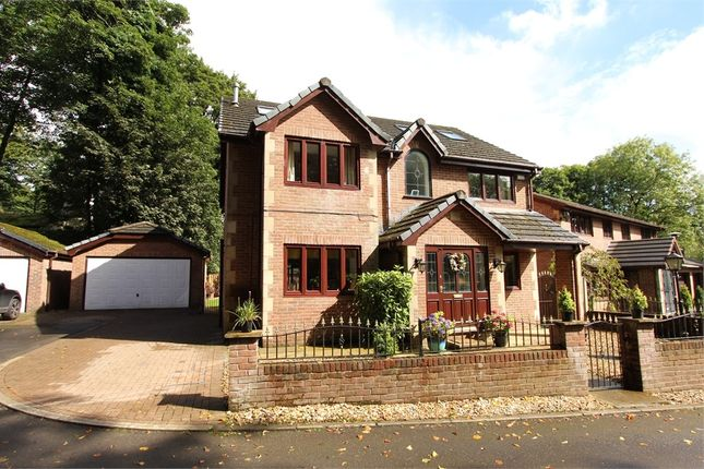 Thumbnail Detached house for sale in Redisher Croft, Holcombe Brook, Bury, Lancashire
