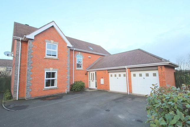 Thumbnail Detached house for sale in Paddock Close, Bidford-On-Avon, Alcester