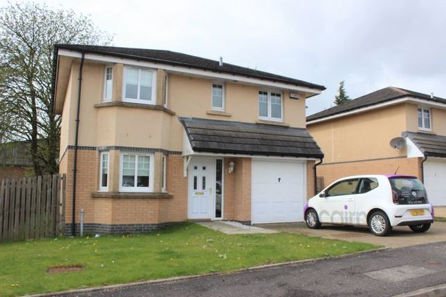 Detached house for sale in Elmpark Grove, Airdrie, North Lanarkshire