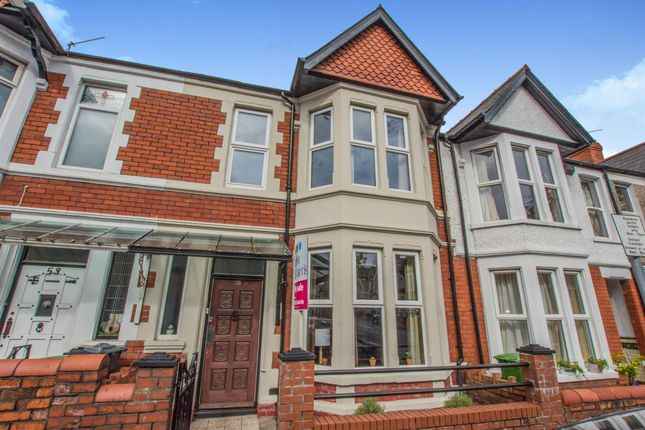 Thumbnail Terraced house for sale in Clodien Avenue, Heath, Cardiff