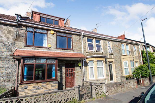 Thumbnail Terraced house for sale in Morley Road, Staplehill