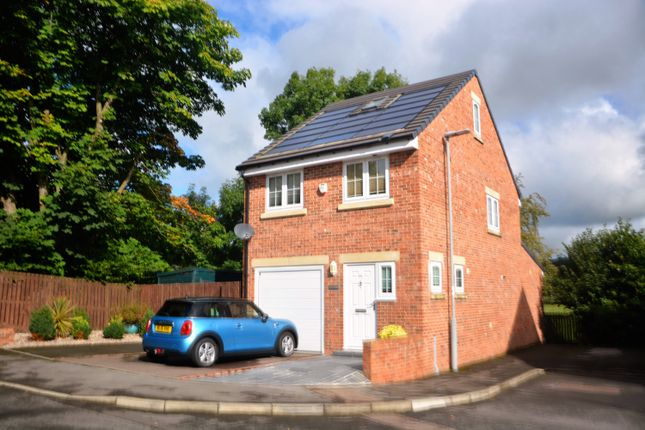 Thumbnail Detached house to rent in Ashdown Grove, Lanchester