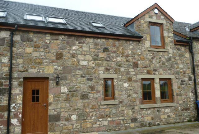 Thumbnail Terraced house to rent in The Granary, Townhead Farm, Sandilands