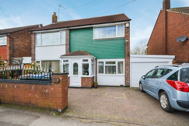 Thumbnail Detached house for sale in Woodway Lane, Walsgrave, Coventry